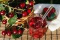 Free Cherry Jam Stock Image - 16401671