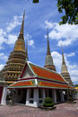 Free Wat Pho, Bangkok, Thailand Royalty Free Stock Photography - 16403517