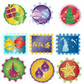 Free Christmas Icons Stock Photography - 16406322