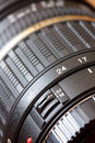 Free Scale On Photographic Macro Lens Royalty Free Stock Image - 16408456