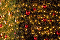 Free Christmas Tree Details Stock Image - 16408461