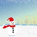 Free Christmas Greeting Stock Image - 16409061