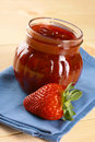 Free Strawberry Jam Stock Photo - 16409300