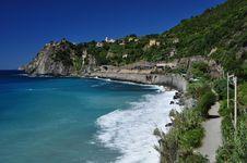 Free Cinque Terre Coast Stock Image - 16401701