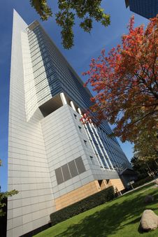 Free Frankfurt Sky Scraper Stock Images - 16402194