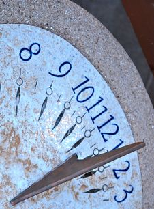Free The Sundial Stock Images - 16402534