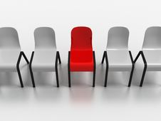 Free Chairs Royalty Free Stock Photos - 16402798