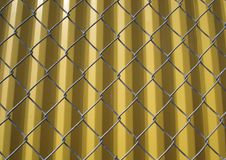 Free Wired Fence Background Royalty Free Stock Photos - 16404238