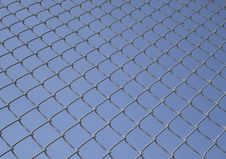 Free Wired Fence Background Stock Image - 16404251