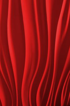 Free Red Waves Stock Images - 16405254