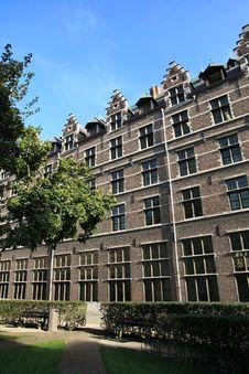 Free The University Of Antwerp Stock Image - 16405361