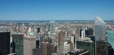 Free New York City Panoramic Royalty Free Stock Photography - 16405957