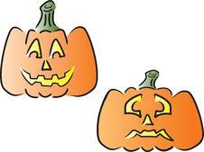 Free Jack O Lanterns Stock Photos - 16406263