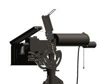 Free Scatter-gun Royalty Free Stock Photos - 16406458