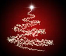 Free Christmas Background Royalty Free Stock Photos - 16407638