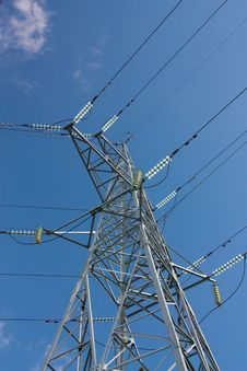 Free Electrical Tower Royalty Free Stock Image - 16408466
