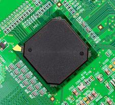 Free Microelectronics Royalty Free Stock Image - 16408486