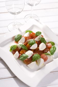 Free Caprese Royalty Free Stock Photo - 16408785