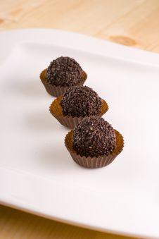 Free Chocolate Praline Royalty Free Stock Photos - 16408908