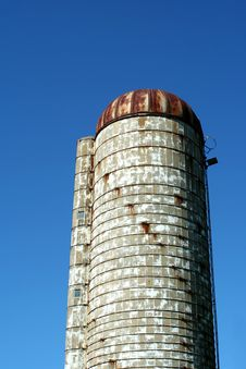 Free Silo Royalty Free Stock Image - 16409986