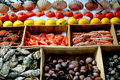 Free Seafood Stall Stock Photography - 16412972