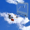 Free Tender Upon Heaven Monetary Market Royalty Free Stock Photos - 16417488