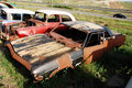 Free Car Graveyard Royalty Free Stock Photography - 16419897