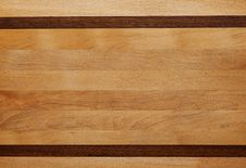 Free Beechen Panel With Inserts Wenge Stock Photography - 16410902