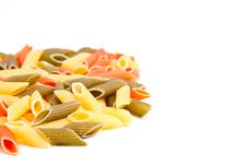 Free Colored Pasta Royalty Free Stock Photo - 16411045