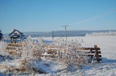 Free Winter Country Stock Photos - 16411443