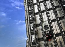 Free Lloyd S Building, London Stock Photography - 16411642