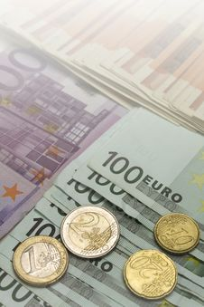 Free Euros Stock Photos - 16412163