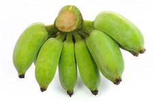 Free Bananas Royalty Free Stock Image - 16412296