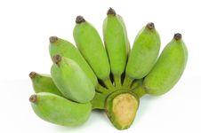 Free Bananas Royalty Free Stock Images - 16412329