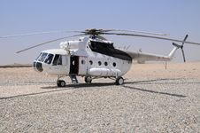 Free MI-8 Helicopter Stock Photo - 16412460