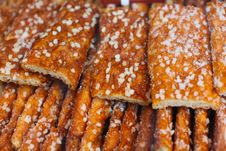 Free Crisp Bread Stock Photography - 16412992