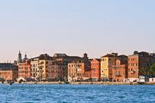 Free Cityscape Of Venice Town Stock Images - 16413434