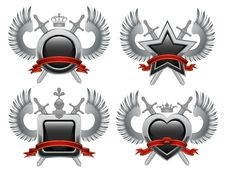 Free Coat Of Arms Royalty Free Stock Photos - 16413658