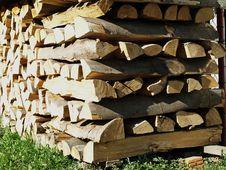 Free Pile Of Wood Stock Photo - 16413690