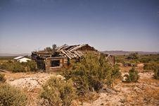Free Nevada Shack Stock Photos - 16413883