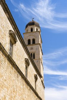 Free The Old Bell Tower Royalty Free Stock Images - 16414339