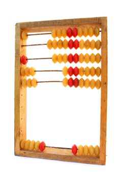 Free Old Wooden Abacus Stock Image - 16415171