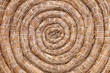 Free Background Weaving Of Straw Royalty Free Stock Photography - 16415567