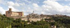 Free Siena Skyline Stock Photo - 16415670