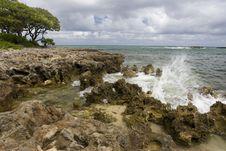 Free Splash On Rocks Stock Photos - 16417153
