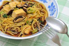 Free Generic Noodle Cuisine Stock Photos - 16417323