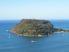 Free Barenjoey Head Royalty Free Stock Photography - 16417667