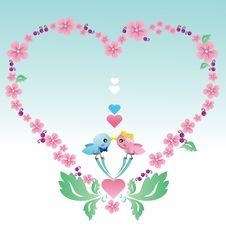 Free Wedding Bird Royalty Free Stock Photos - 16418688