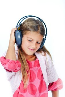 Free Music Lover Stock Photo - 16418900