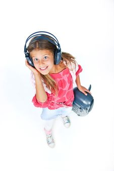 Free Music Lover Stock Photos - 16418903